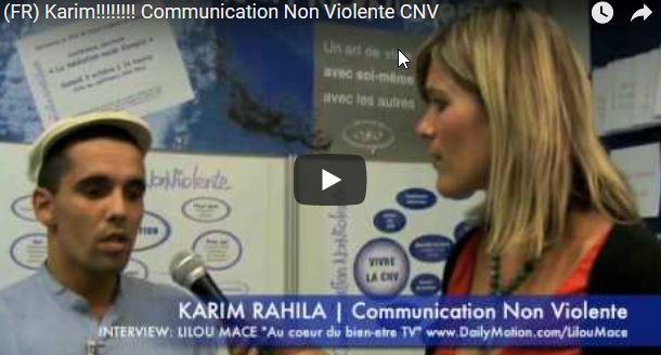 interview de karim par lilou mace