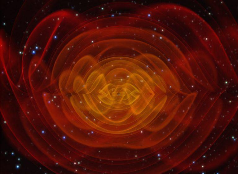 modèle ondes gravitationnelles